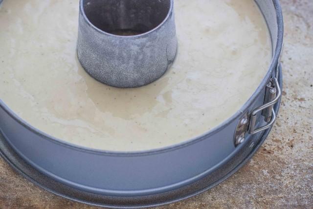 Torta all'acqua senza uova latte e burro step (3)