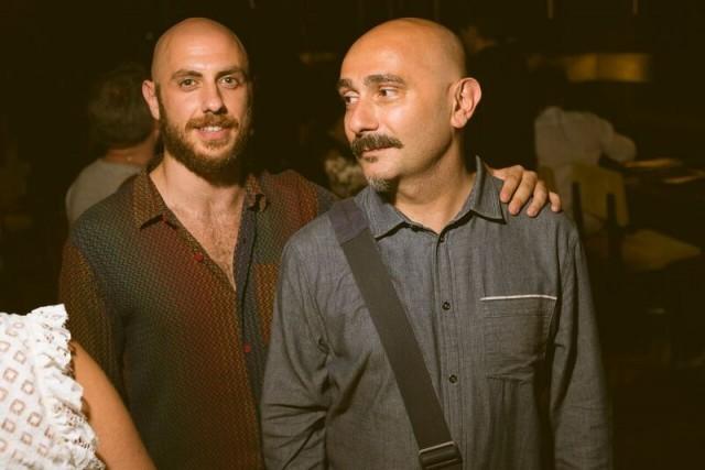 Alberto Bloise e Anthony Genovese