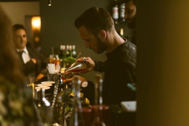 Yugo agrodolce bartender