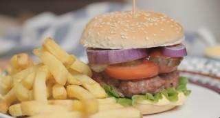 American burger da fare in casa