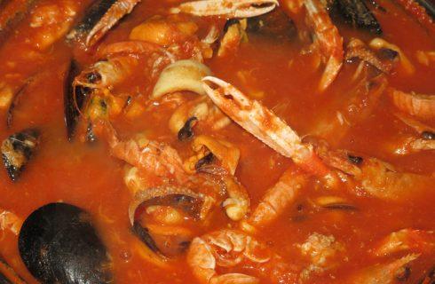 Il brodetto di pesce secondo la ricetta originale