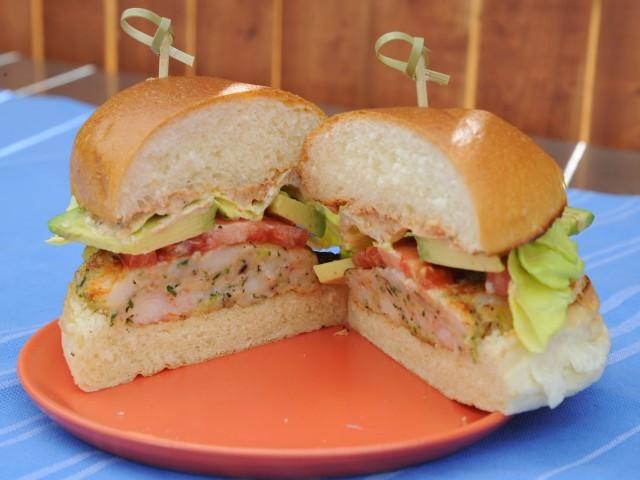 burger di gamberi 2