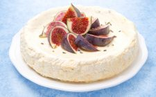 La cheesecake ai fichi e noci con la ricetta facile