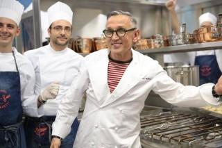 Fourghetti: com'è il nuovo ristorante di Bruno Barbieri?