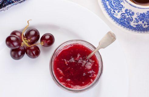 La marmellata di uva secondo la ricetta pugliese