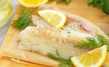 Il merluzzo al limone con la ricetta light che piace a tutti