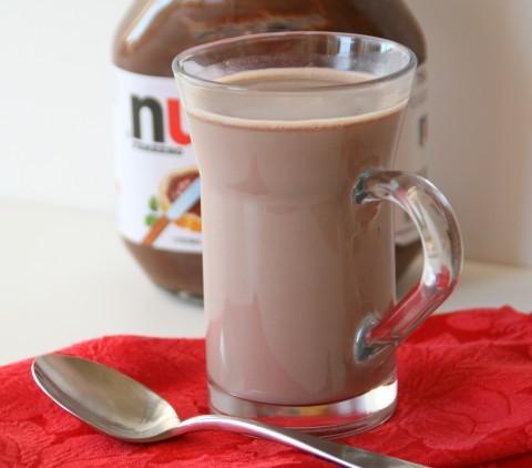 nutella cioccolata