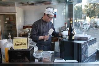 Le domande che vorremmo fare a un gelataio featuring Marco Radicioni di Otaleg a Roma