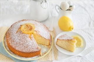 Pan di limone: dolce da forno