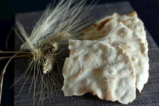 Pane carasau, il pane sardo