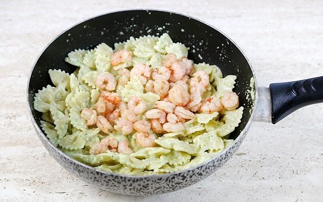 pasta con i gamberetti (7)