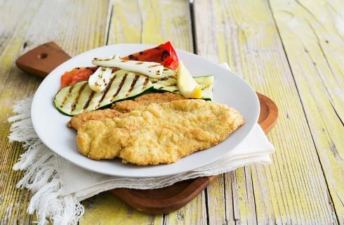 Petto di pollo impanato: per celiaci e non
