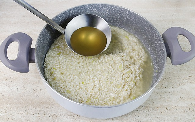 risotto al gorgonzola (3)