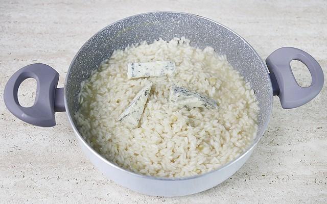 risotto al gorgonzola  (4)