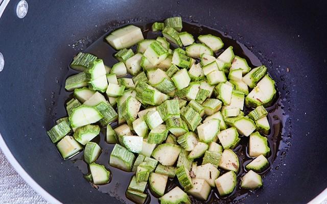 risotto zucchine e gamberetti (2)