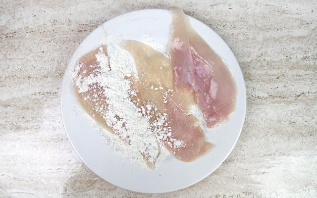 scaloppine di pollo ai funghi (1)