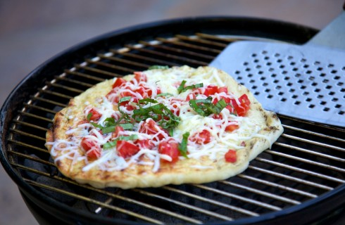 How to: come cuocere la pizza sul barbecue