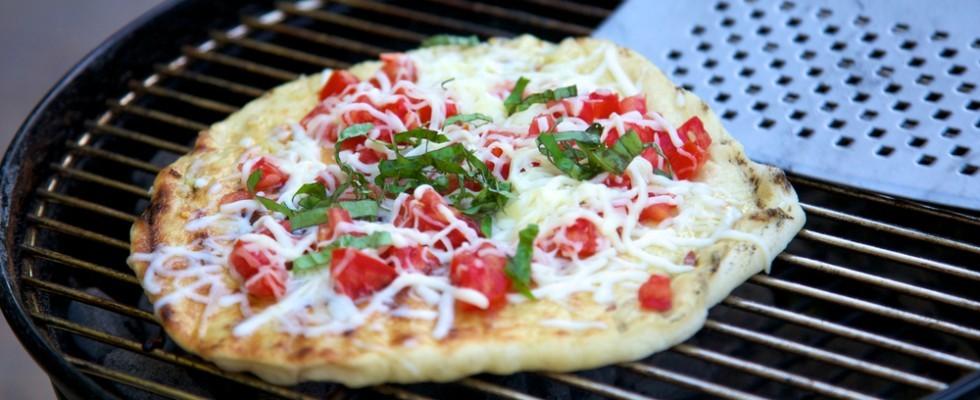 How to: come cuocere la pizza sul barbecue