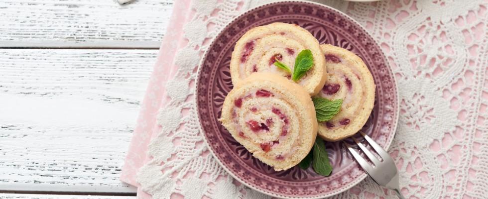 Basi di pasticceria: cos'è la Roulade?