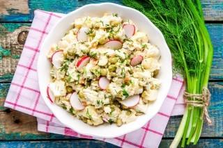 10 varianti dell'insalata di patate che dovreste provare