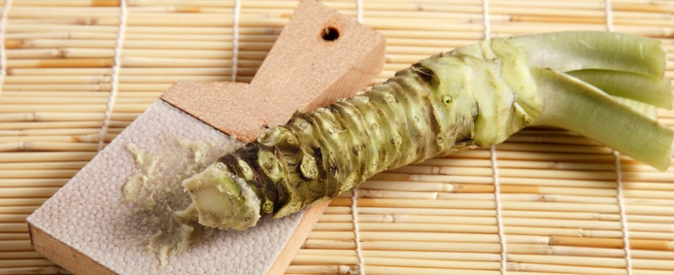 Che cos'è davvero il wasabi?
