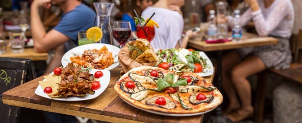 Cosa non mangiare a roma agrodolce for Cosa mangiare a roma