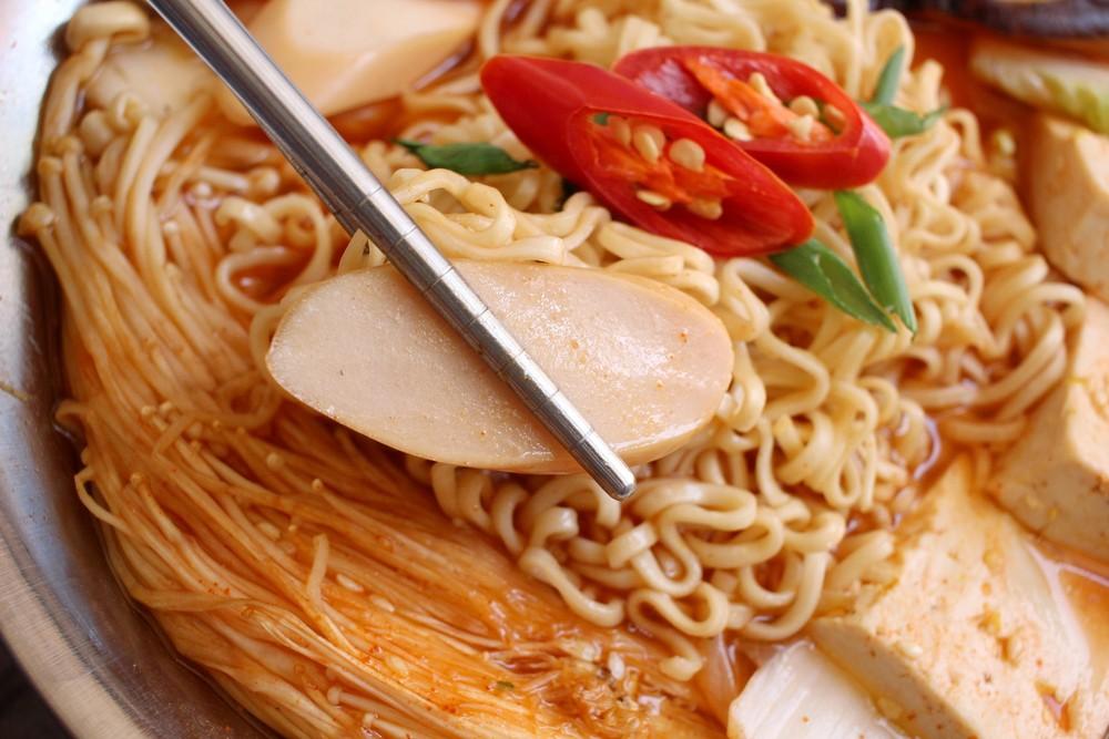 Le stranezze della cucina coreana agrodolce for Cucina coreana