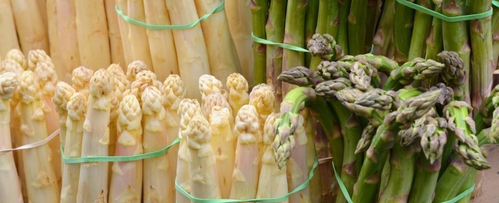 Buono a sapersi: le proprietà degli asparagi