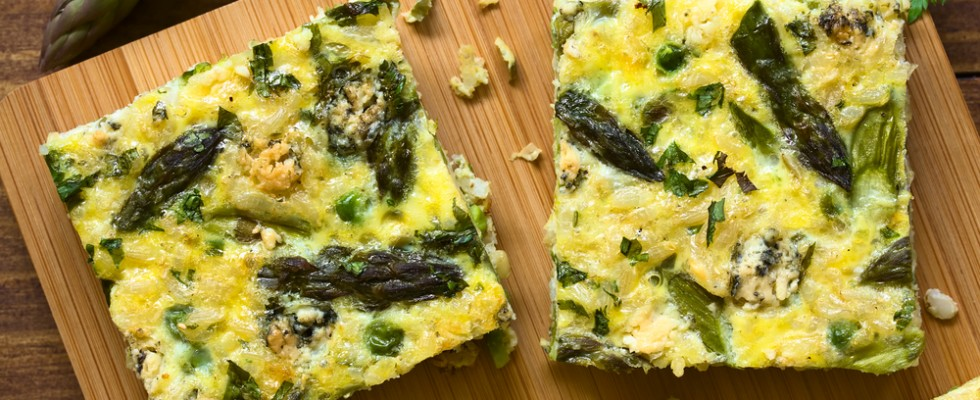 Omelette e frittata: le differenze