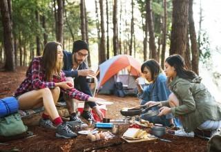Cucinare in campeggio: tutto il necessario