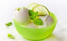 Come fare il sorbetto al lime e menta: la ricetta