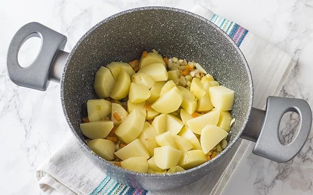 spigola con patate step5