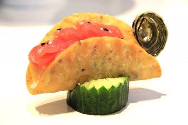 sushi taco