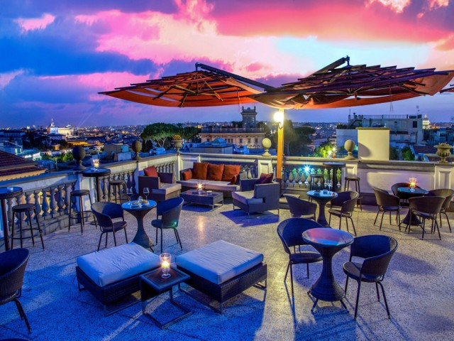 terrazza hotel savoy