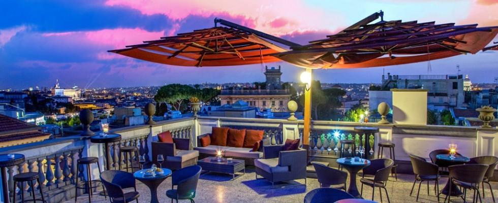 Terrazze Gourmet a Roma: perché non mancare il 21 luglio