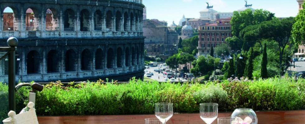 Terrazze Gourmet a Roma: l'appuntamento del 14 luglio