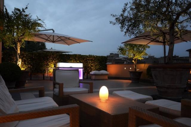 terrazze gourmet hotel capo d'africa