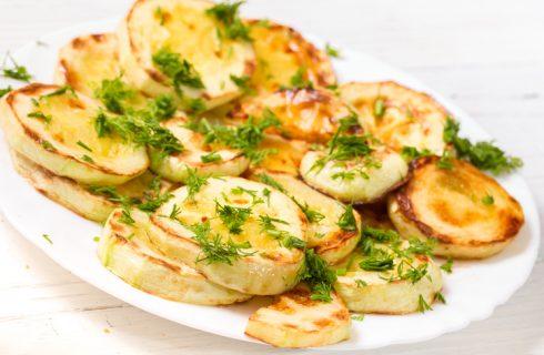 Le zucchine alla poverella alla barese con la ricetta della tradizione