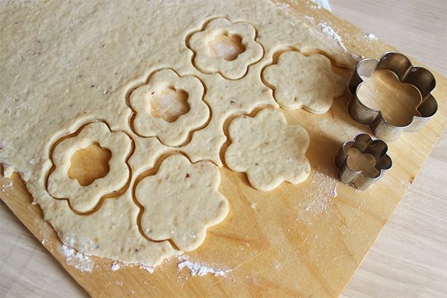 Biscotti con marmallata foto 3