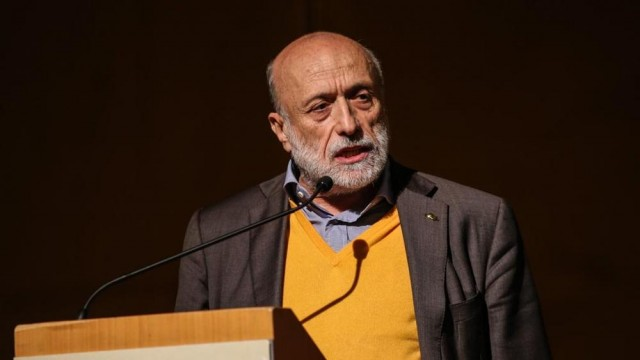 Carlin Petrini fondatore di Slow Food