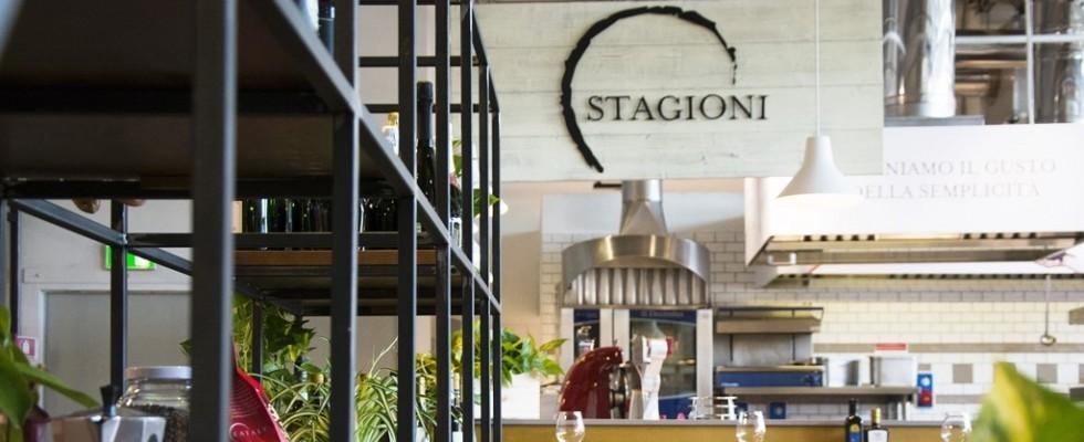 Da Eataly Roma arrivano le Stagioni, la nuova osteria