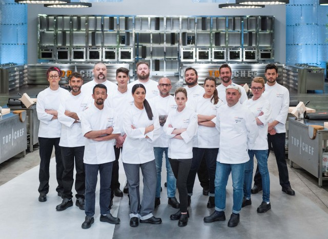 NOVE_TOP CHEF_I 15 concorrenti