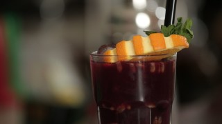 Rosso di sera, il video cocktail