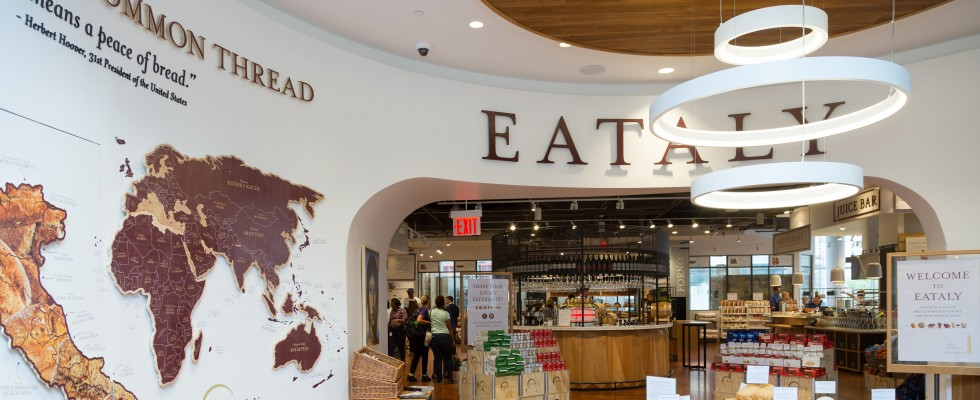 Eataly New York raddoppia e apre a Ground Zero