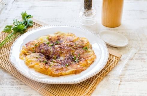 Hash browns, cucina inglese