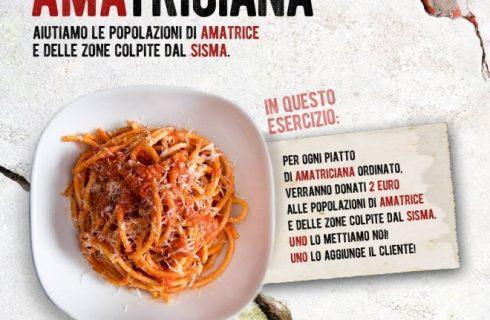 Terremoto, una Amatriciana per Amatrice: le iniziative di Jamie Oliver, ristoranti italiani e sui social