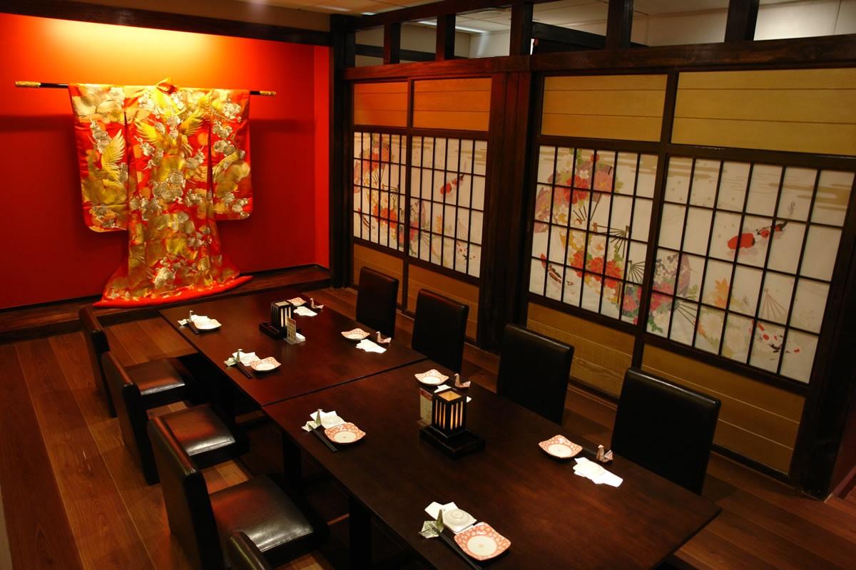 Фото в японском ресторане