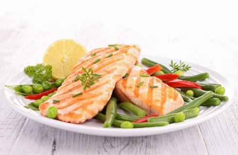 Il filetto di salmone con la ricetta di Jamie Oliver