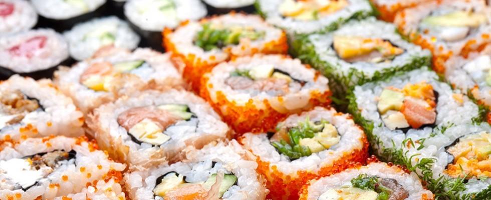 Il sushi allunga la vita: sarà vero?