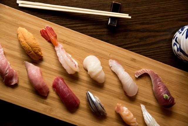 sushi di qualità